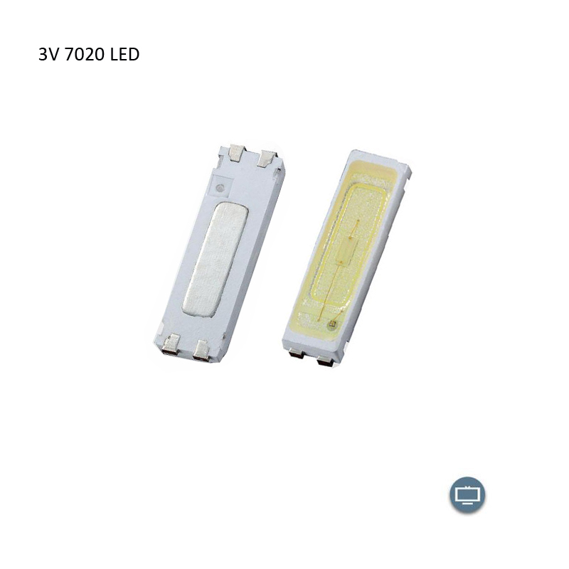 JF 3V 6V 150ma LED 7020 For LED Backlight TV Repair Shipping Via Aliexpress Air Mail