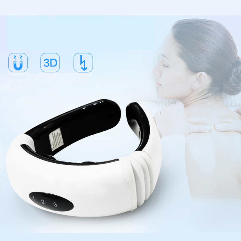 Cervical Neck Pain Massager Electric Impulse Magnetic Treatment Therapy 0-1000Hz Electric impulse frequency High Quality cervical repositioning sense in subjects with non specific neck pain