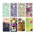 Pattern Case For Xiaomi Redmi 3S 3X 3 Pro Mi5 Note 4 For Meizu M3S Mini M3 Note Pro 6 MX6 MX5 U20 U10 Soft TPU Phone Cover Shell
