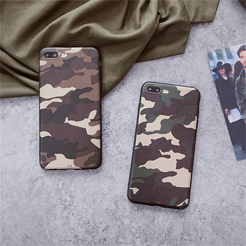 Cellphones & Telecommunications Official Website Eleteil Case For Iphone X Xs Max Xr Army Green Camouflage Cases For Iphone 6 6s 7 8 Plus Soft Tpu Phone Cases Back Cover E40 Fitted Cases