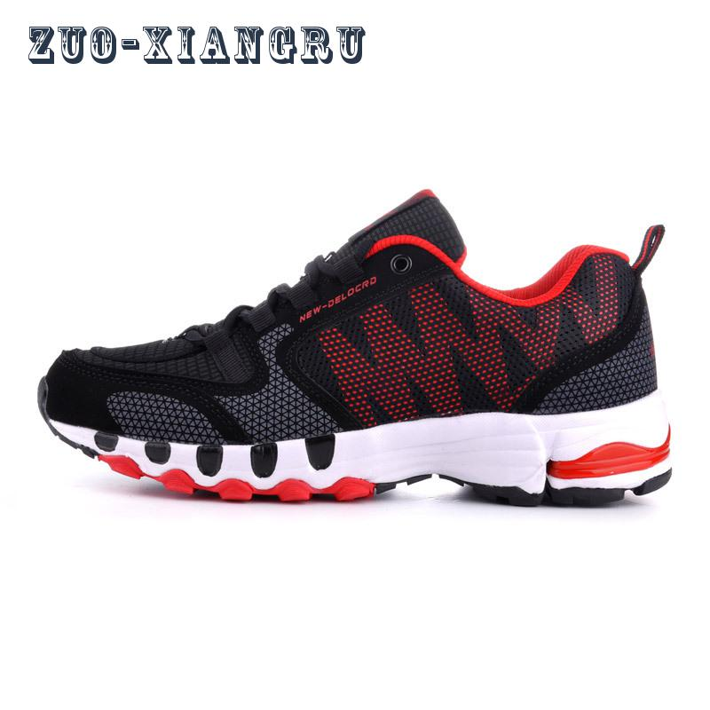 2017 Running Shoes Men Air Mesh Waterproof Cushioning Dmx Sneakers Men Sport Shoes Athletic Shoes Size35-48