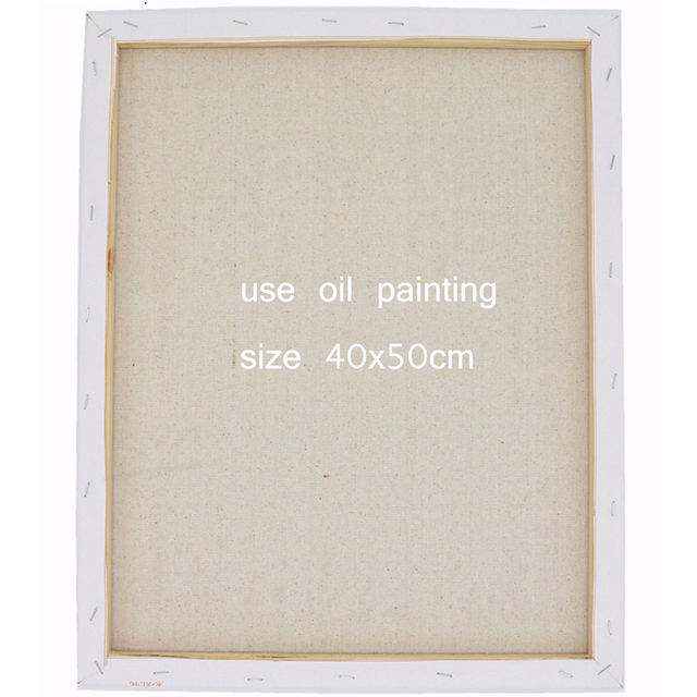 DIY Wooden frame for Canvas Painting