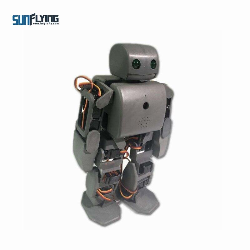 Ensemble entier imprimante 3D ViVi Robot humanoïde APP contrôle compatible avec Plen2 pour Arduino plen 2 kit modèle robotique