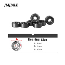wholesale 10PCS/lot 4x9x4mm Remote control toy Bearings for RC helicopter boat car drone parts accessories