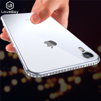 4a432ed143 Phone Case For iPhone 6 6s 7 8 Plus X XR XS Max 5 5s SE Luxury Bling ...