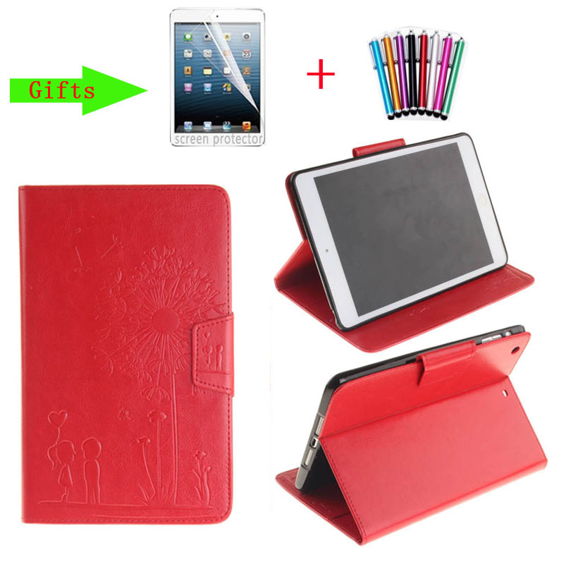 Fashion Tablet Bag For iPad Air Case Couple Models Case for iPad 5 High Quality PU Cover Case for iPad Air/Air1 9.7 inch