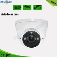 SONY IMX323 1080P Full HD AHD Camera 1920*1080 2.8~12mm motorized vari focal lens 4xzoom auto focus Analog Camera