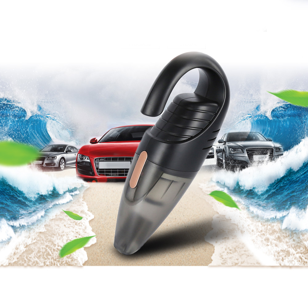 Car Vacuum Cleaner 2500Pa Suction Universal Electric Dry Wet Dual ILIFE Portable Vacuum Cleaner Mini Stofzuiger Home Appliances