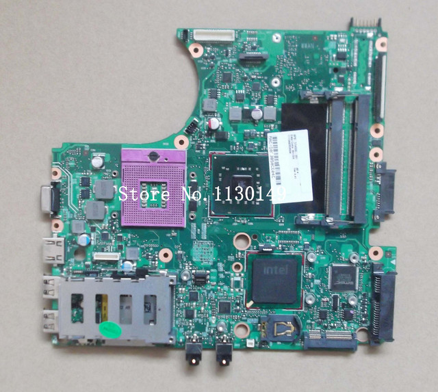 574509-001 Frete grátis para HP 4410 S 4510 S 4710 S motherboard chipset GL40 DDR2 mainboard 6050A2252601-MB-A03