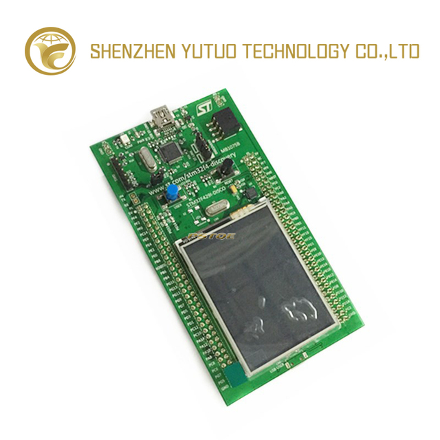 New Original   Non counterfeit STM32F429I DISCO/STM32F429I DISC1 32F429IDISCOVERY  STM32F429ZI STM32 Development Board