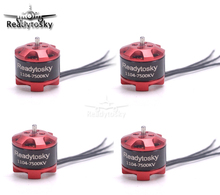 NEW 1104 7500kv 2-3s Mini Brushless Motor for RC 80 90 100mm 120mm 2030 Propeller Mini Multirotor Drone