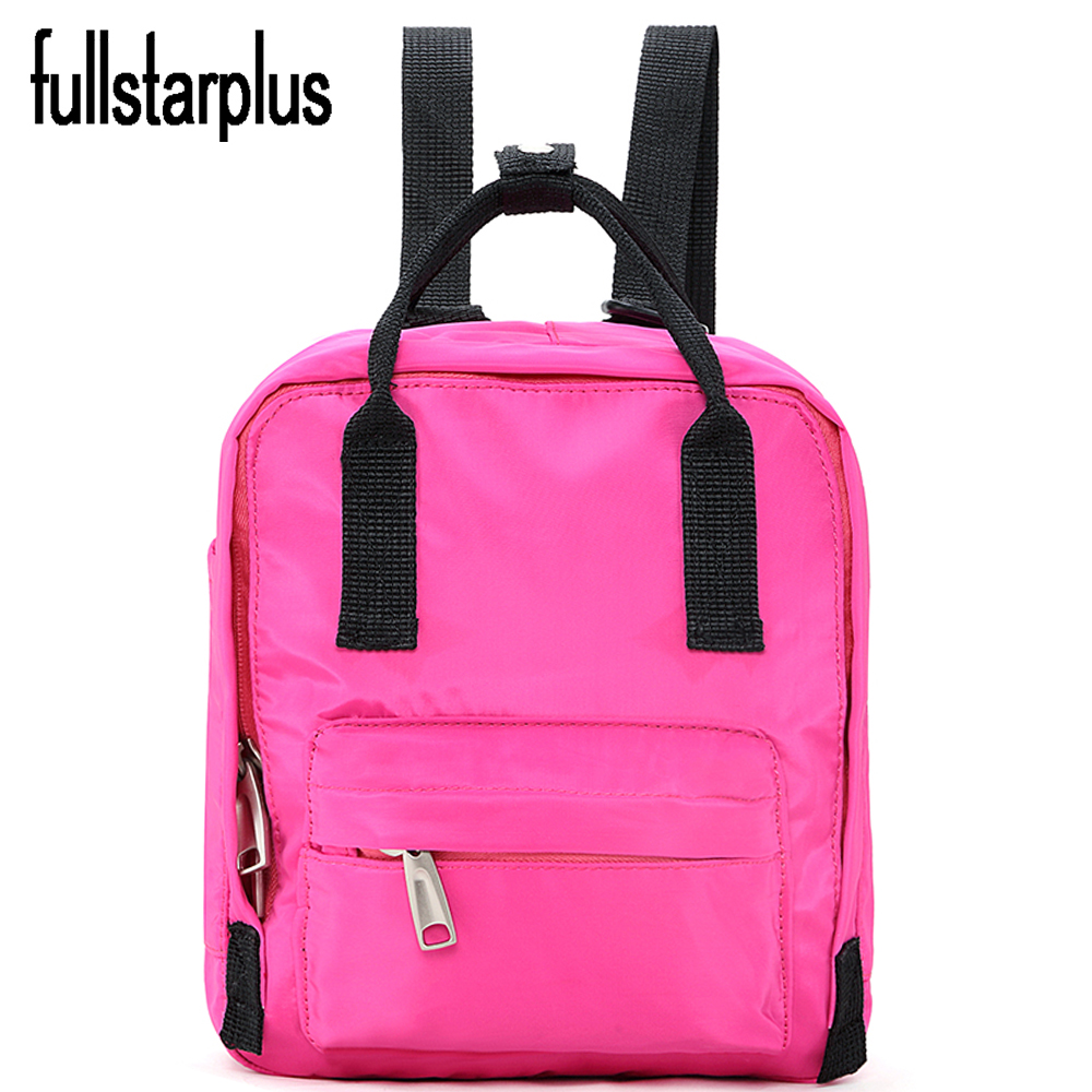 New 2017 Designed WoMen s Backpacks Imported nylon Laptop 11 15 Inch Notebook Computer Bags Girls