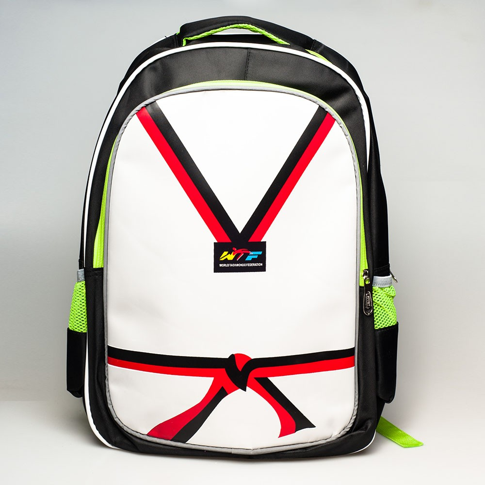 Beautiful Taekwondo Bag Imitation Taekwondo Style Backpack Bag Wide Straps Comfortable Breathable Bag