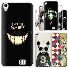 JURCHEN Phone Case For Homtom HT16 Silicone Cute Cartoon Doogee Back Cover Pro Coque 5