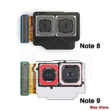 الكاميرا الخلفية الأصلية فليكس لسامسونج غالاكسي نوت 8 9 N950f N950u N950n N960F N960N N960U الرئيسية الخلفية الكاميرا الكابلات المرنة