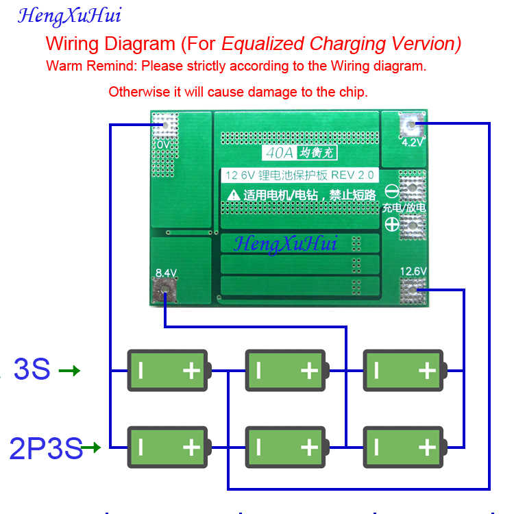 Fantastic Detail Feedback Questions About 3S 40A Bms 18650 Lipo Battery Wiring 101 Xrenketaxxcnl
