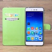 Новый filp case для xiaomi 5s плюс phone leather case для xiaomi m3 m5 4S 5S redmi 4x 4а примечание 3 3 pro единый телефон case кожи