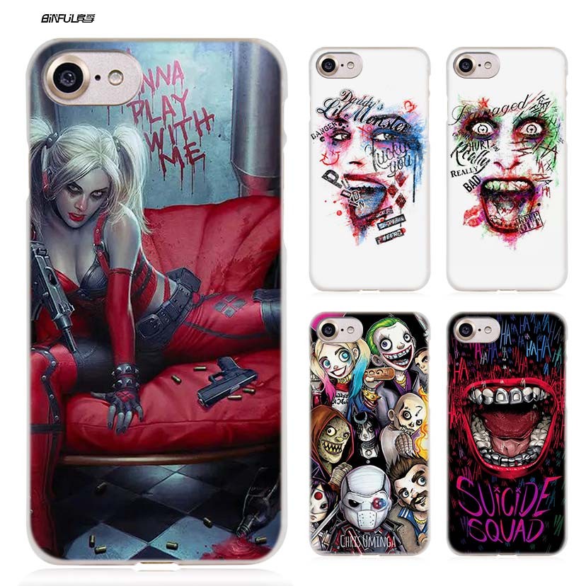 coque iphone 6 suicide squad