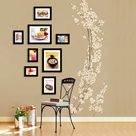online buy wholesale wall frames collage from china wall frames
