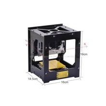 2015 new  300mW USB DIY Laser Engraver Cutter Engraving Cutting Machine Laser Printer Engraving machineslaser