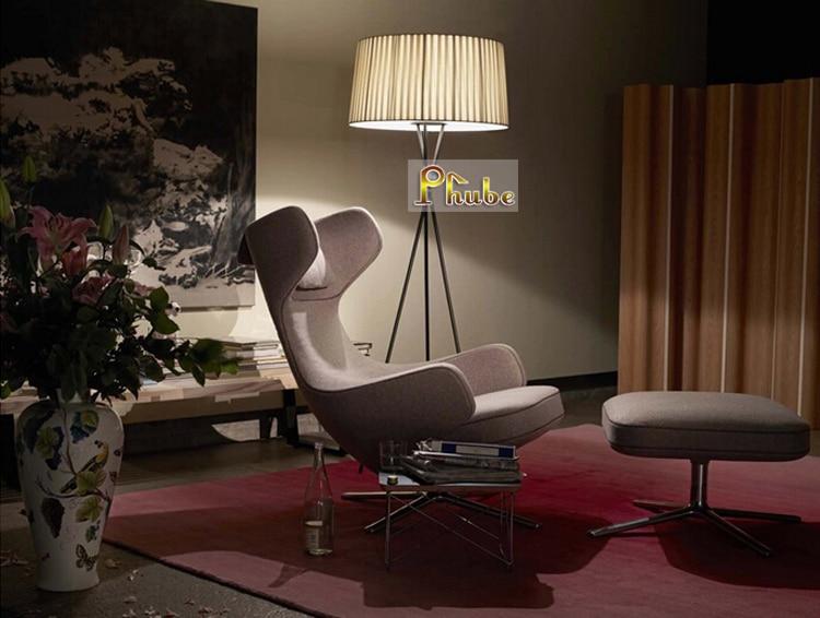 Nordic Modern Floor Lamp Fabric Used In Living Room Bedroom Guaranteed 100