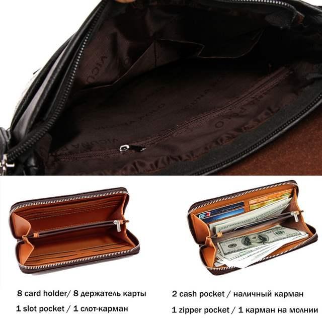 a241beca76bae VICUNHA POLO Design Clássico de Grande Porte Sacos de Pastas De Couro  Homens Homem de Negócios Informais Saco de Escritório Pasta Bolsa Para  Laptop maletin ...