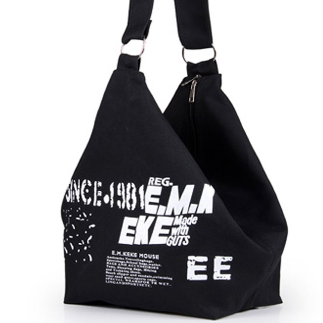 Women Fashion Canvas Messenger Bags Shoulder Bag Casual Canvas Travel Tote Female Handbag Crossbody bags