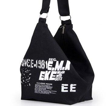 Women Fashion Canvas Messenger Bags Shoulder Bag Casual Canvas Travel Tote Female Handbag Bolsos Mujer Bolsas Crossbody bags