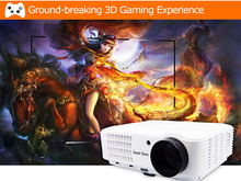 Full HD LED TV Android Home Theater Video Projector Support 1080p – Sound charm