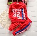 XT-228 Весна осень детская одежда набор мальчиков девочек спортивный костюм дети бренд костюмы 2 шт.. хлопка с длинным рукавом + брюки