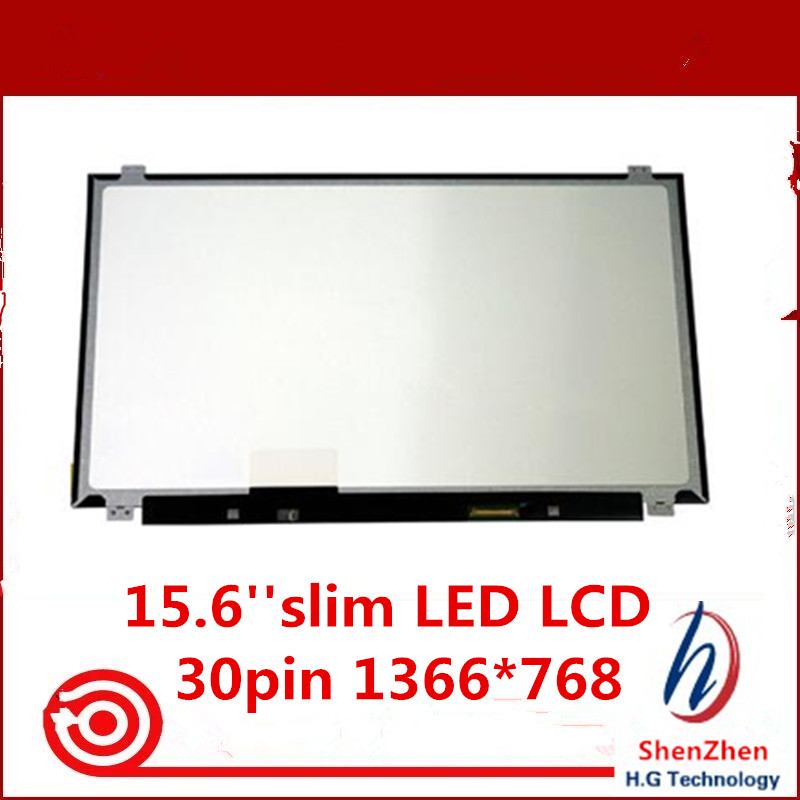 15.6 eDP LED B156XTN04.0 B156XTN04.1 B156XTN04.3 NT156WHM-N12 LP156WHB TP C1 D1 Per lenovo y50 schermo Lcd 1366*76815.6 eDP LED B156XTN04.0 B156XTN04.1 B156XTN04.3 NT156WHM-N12 LP156WHB TP C1 D1 Per lenovo y50 schermo Lcd 1366*768