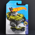 2017 Hot Wheels Сб Оон Warthog Металл Diecast Cars Коллекция Дети Toys Автомобиля Для Детей Juguetes