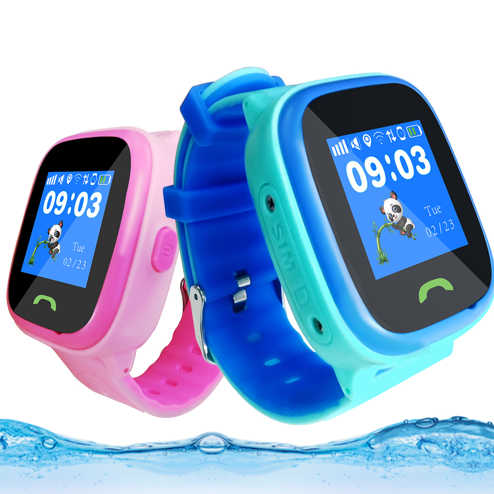 ZUCOOR Smart Baby Watch Smartwatch Children s Clock With GPS Watches Electronic Wrist Waterproof font b