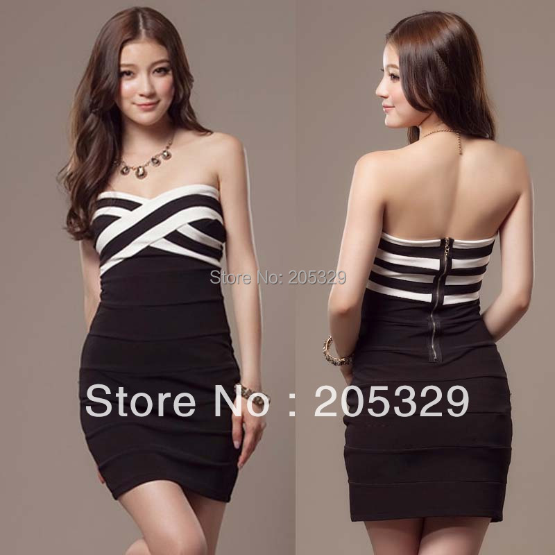 Compare Prices on Black Tube Dresses- Online Shopping/Buy Low ...
