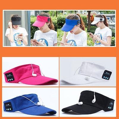 Prix pour Sans fil Bluetooth Sport Casquettes de Baseball Mode Unisexe Chapeau Musique Haut-Parleur w/Mic Casque Baseball Chapeaux
