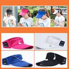 Wireless Bluetooth Sports Baseball Caps Fashion Unisex Hat Music Speaker w/ Mic Headset Baseball Hats