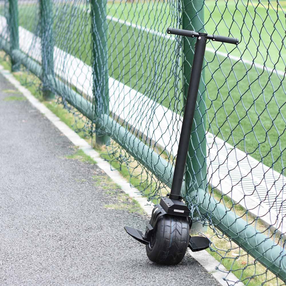 10 pouces Solo une roue électrique scooter seule roue de moto adulte électrique monocycle 500 W Rouleau, planche à roulettes/Skate Board