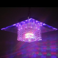 3W LED Mini 180mm Luxury Crystal Chandeliers Dining Room Crystal Lamp Free Shipping