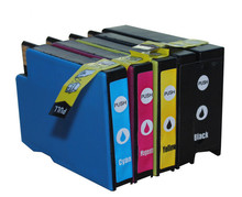 hisaint for HP 932XL 933XL Ink Cartridge for HP Officejet 7110 6100 Photo 6600 6700 Ink jet printer Real hot sale