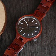 Ladies Watches 2017 Full Natural Bamboo Wood Watch Women's Bracelet Quartz Wrist Watch Unique Beauty Relogio Feminino