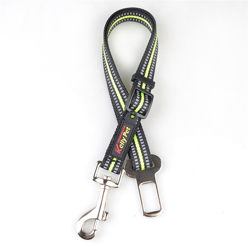 TAILUP pet carrier Adjustable Dog Pet Car Safety Seat Belt Harness Restraint Lead Travel Leash*30 GIFT 2017 Drop shipping