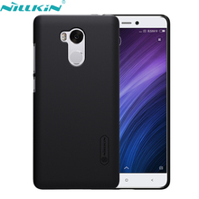 "For Xiaomi Redmi 4 Pro Cover (Snapdragon 625) 5"" Case NILLKIN High Quality Hard PC Shell Frosted Back Cover Mobile Phone Cases"