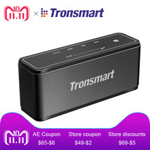 100% Original Tronsmart Element Mega NFC Portable Bluetooth Speaker 40W DSP 3D Digital Sound outdoor portable mini Video Speaker(China)