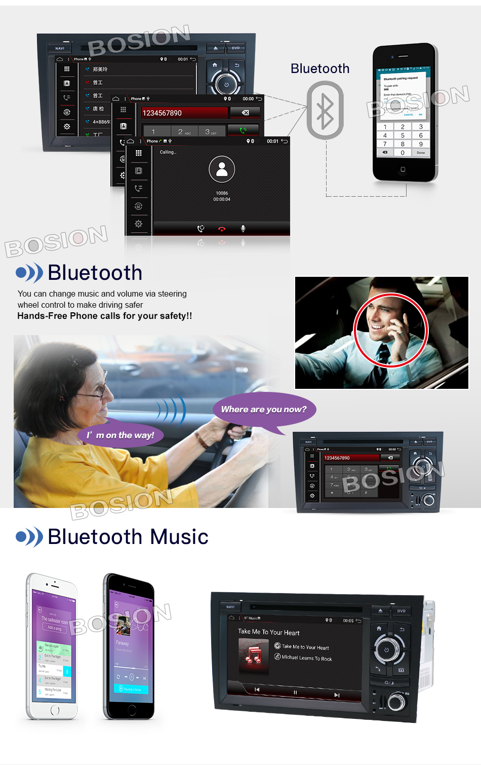 (2003-2008) Wifi Bluetooth Dvd 13