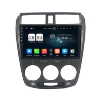 Android 6 0 Car Dvd Player Multimedia Head Unit For Honda CITY 2006 2013 In Dash