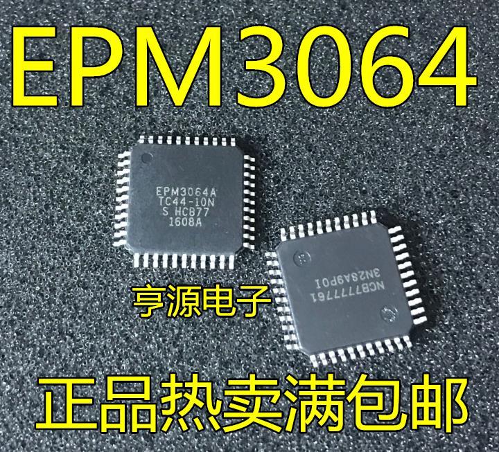 1pcs/lot EPM3064ATC44-10N EPM3064ATC44-10 EPM3064ATC44 EPM3064 TQFP-44