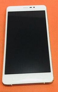 "Image 1 - Oude Originele Lcd scherm + Digitizer Touch Screen Glas + Frame Voor Blackview A8 Max MTK6737 Quad Core 5.5 ""hd Gratis Verzending"