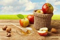 Diament Haft jabłko naklejki DIY Robótki 5D Diament Malarstwo Cross Stitch owoce obraz Dżetów Malarstwo Home Decor