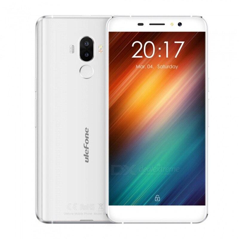 Téléphone portable Ulefone S8 Pro 5.3 pouces HD MTK6737 quad-core Android 2.0 2 GB + 16 GB double caméra 13MP empreinte digitale 4G téléphone intelligent