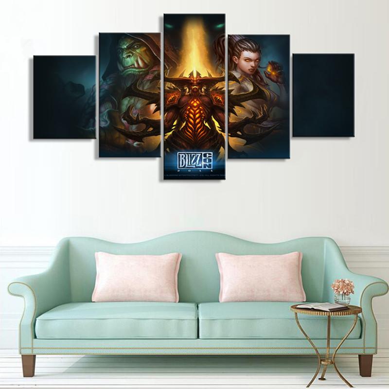 Poster Wohnzimmer Bigschool